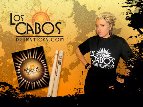 LosCabos Drumsticks Identity